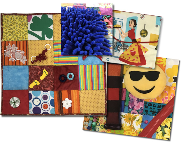 Fidget Quilts Now Available to Friendship Center Members