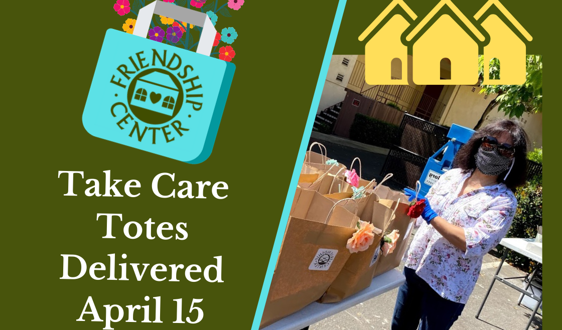 April Take Care Totes Packed with Games, Activities & a Bit of Luxury
